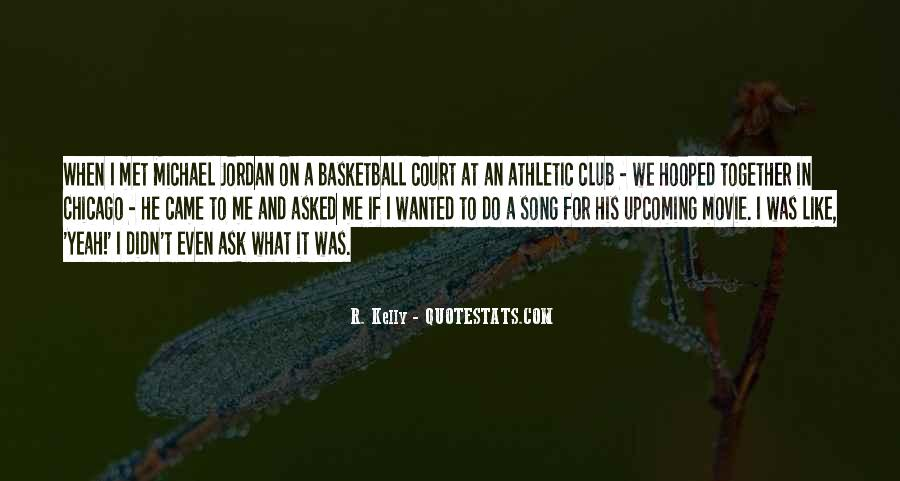 1 On 1 Basketball Quotes #87192