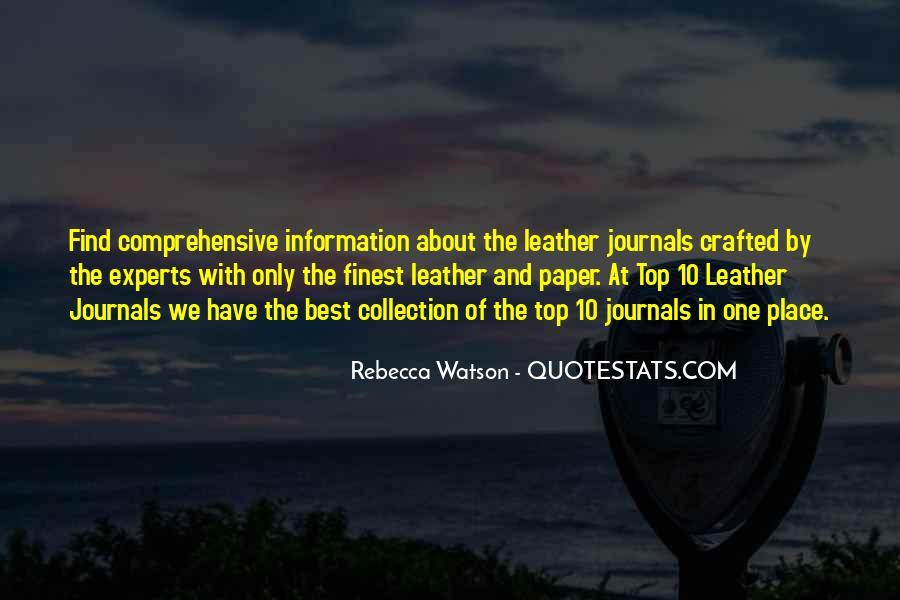 10 Top Best Quotes #738723