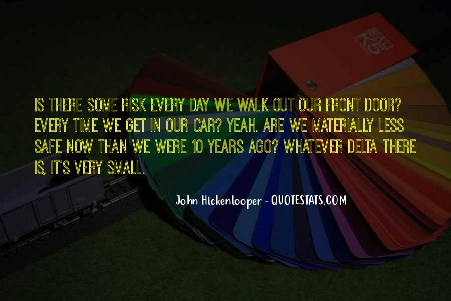 10 Years Time Quotes #1306967