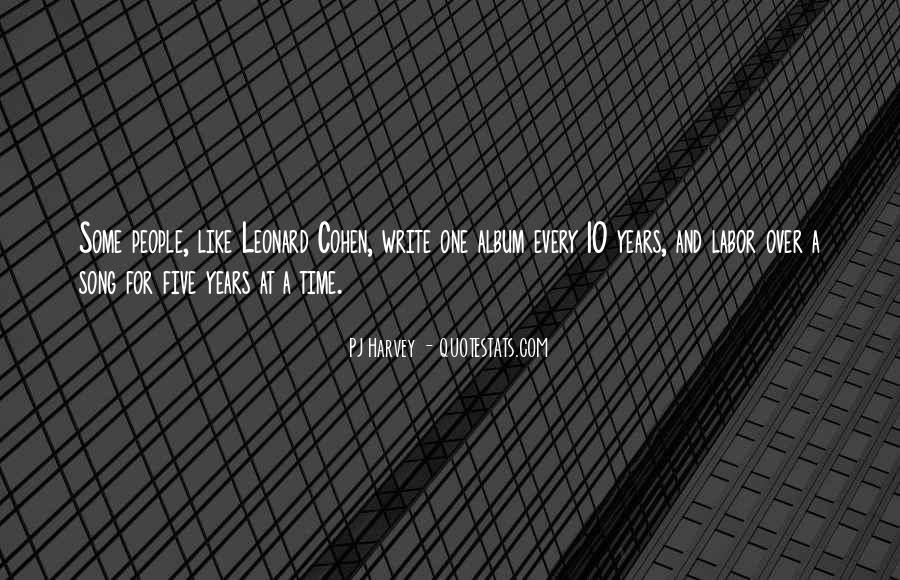 10 Years Time Quotes #1732128