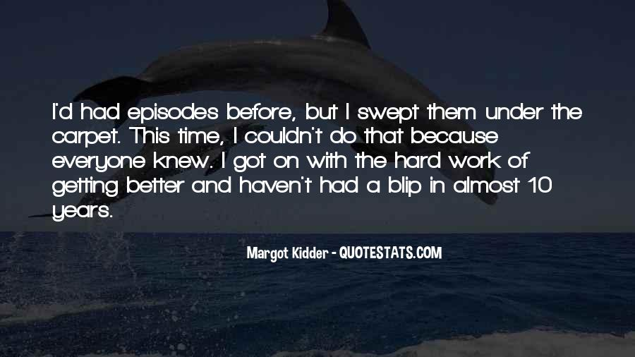 10 Years Time Quotes #286330