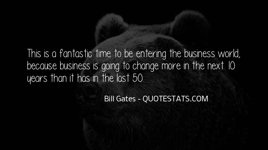 10 Years Time Quotes #376356