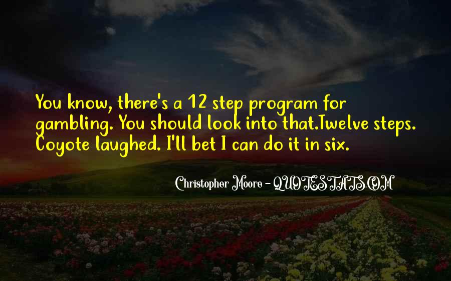 12 Step Quotes #1559928