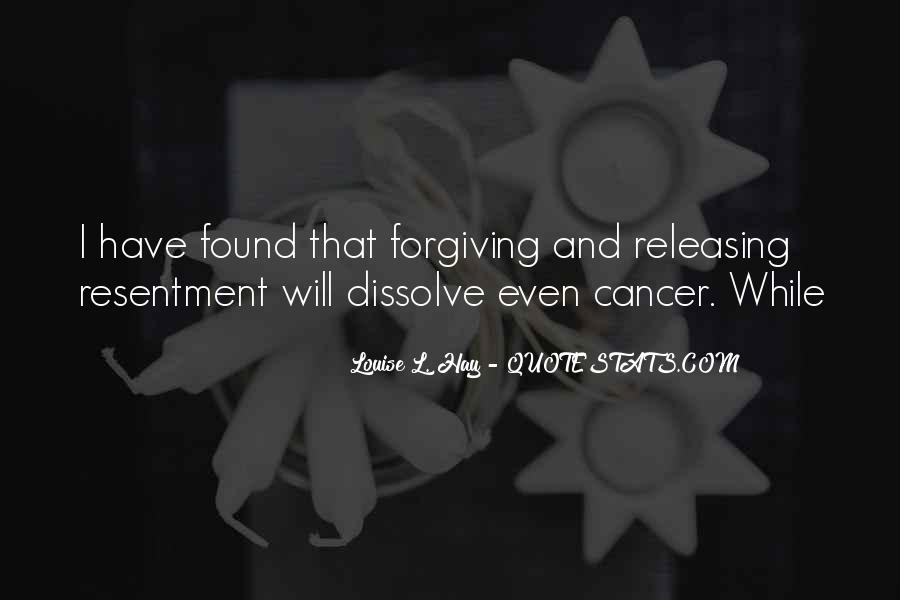Quotes About Not Forgiving Someone #74618
