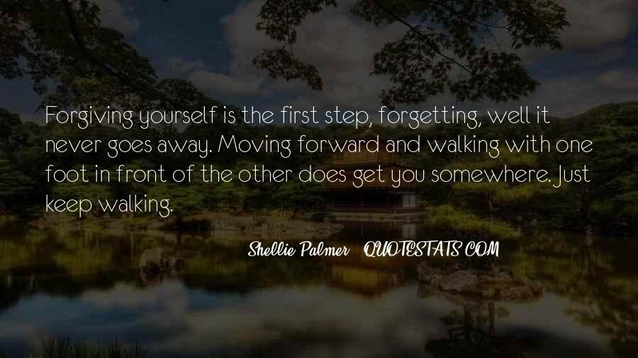 Quotes About Not Forgiving And Forgetting #302572