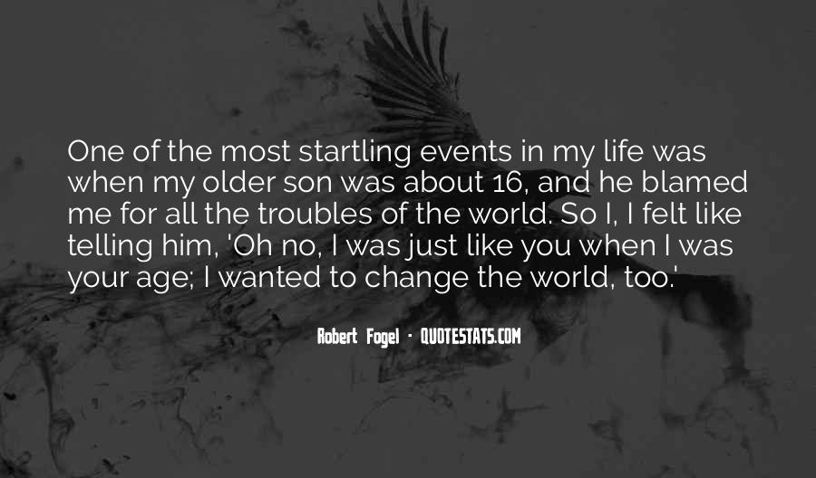 16 To Life Quotes #1746178