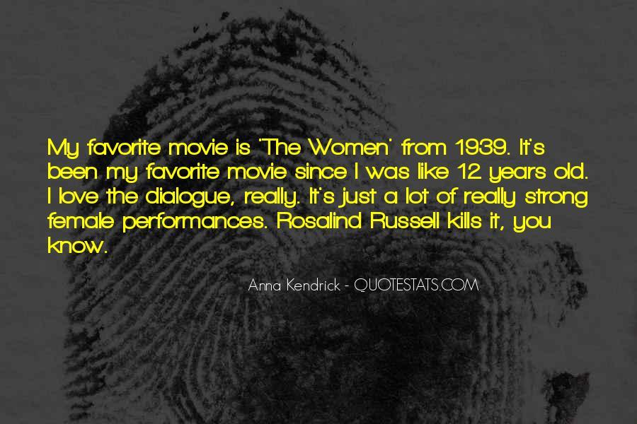 1939 Movie Quotes #934833