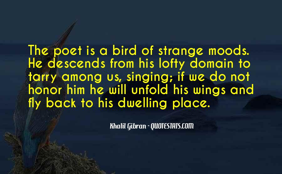 Quotes About Not Dwelling In The Past #138656