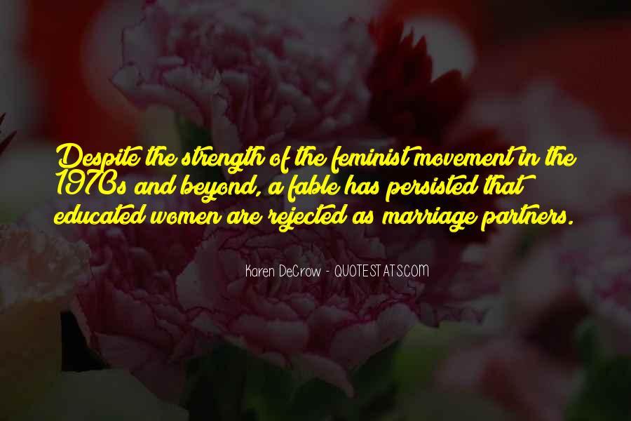 1970s Feminist Quotes #546586