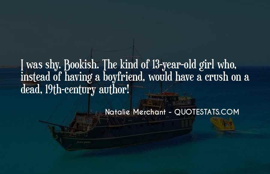 19th Century Author Quotes #785812
