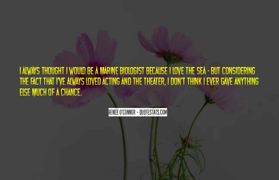 2 Chance Love Quotes #70513