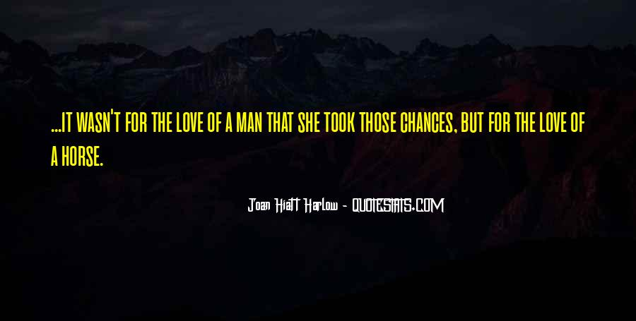2 Chance Love Quotes #7375