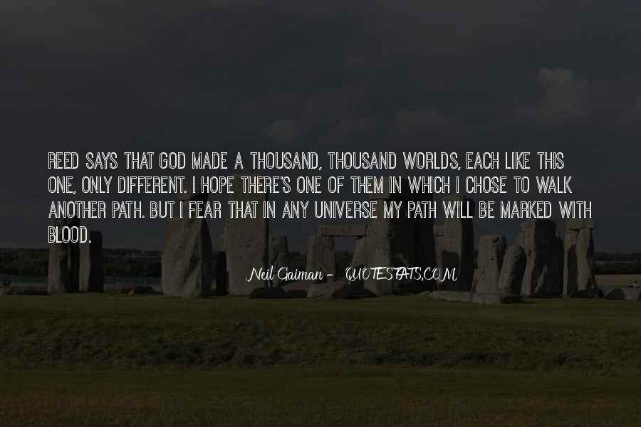 2 Different Worlds Quotes #184209