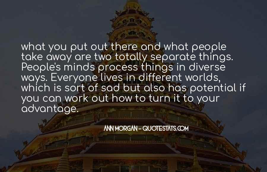 2 Different Worlds Quotes #192855