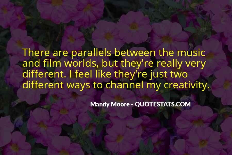 2 Different Worlds Quotes #194282