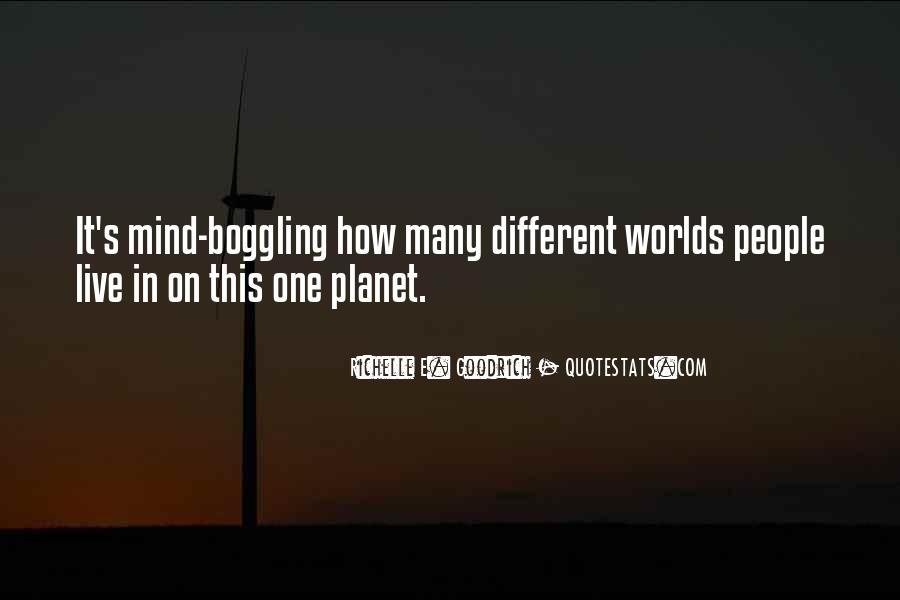 2 Different Worlds Quotes #231177