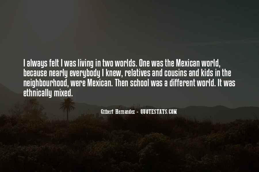 2 Different Worlds Quotes #337939