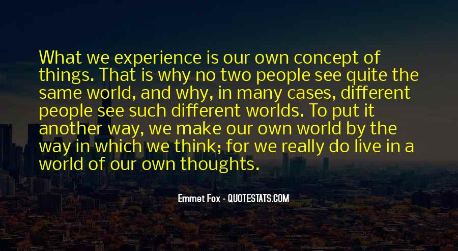 2 Different Worlds Quotes #405142