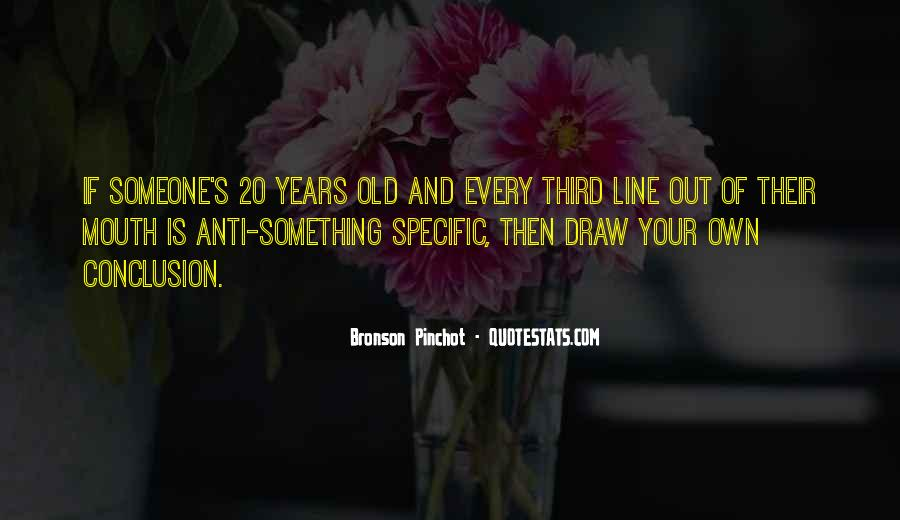 20 Something Quotes #1070002