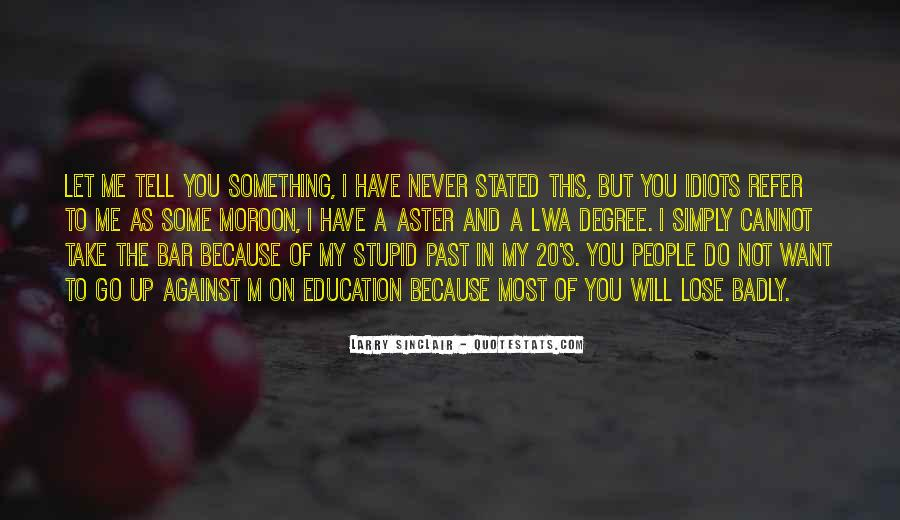 20 Something Quotes #1523996
