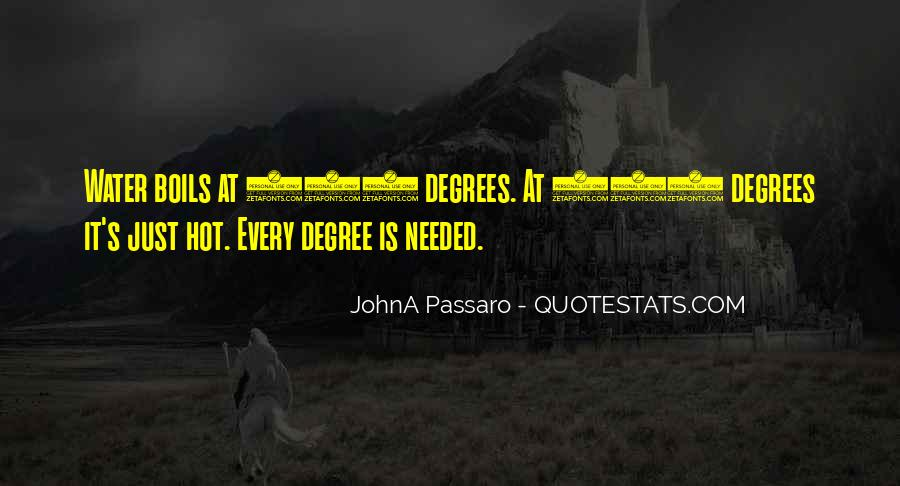 212 Degree Quotes #60552
