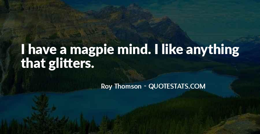 Quotes About Thomson #171362