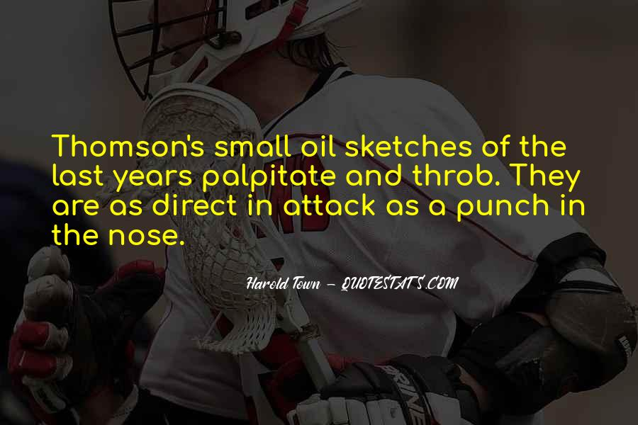 Quotes About Thomson #224491