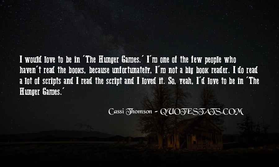 Quotes About Thomson #281560
