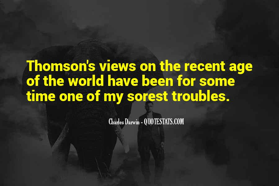 Quotes About Thomson #300323