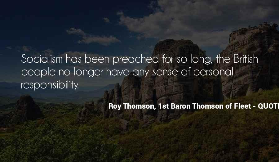 Quotes About Thomson #366308