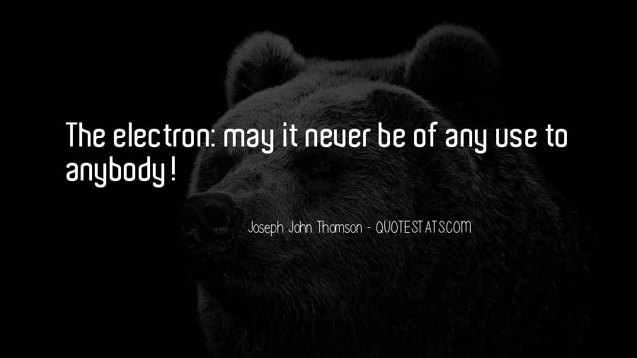 Quotes About Thomson #374124