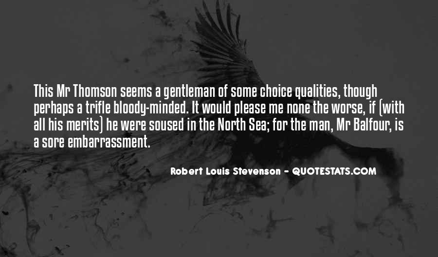 Quotes About Thomson #452144