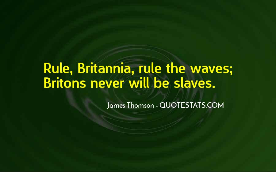 Quotes About Thomson #531809