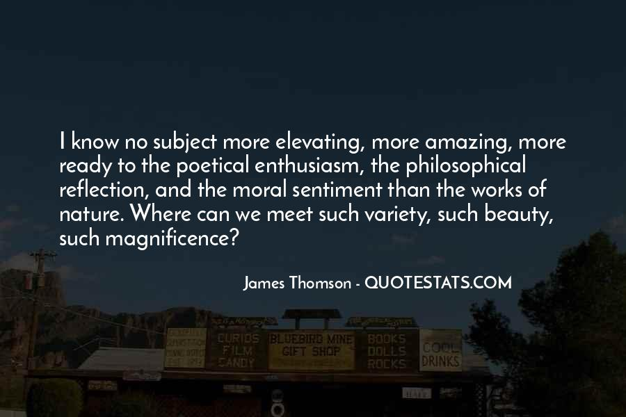 Quotes About Thomson #650616
