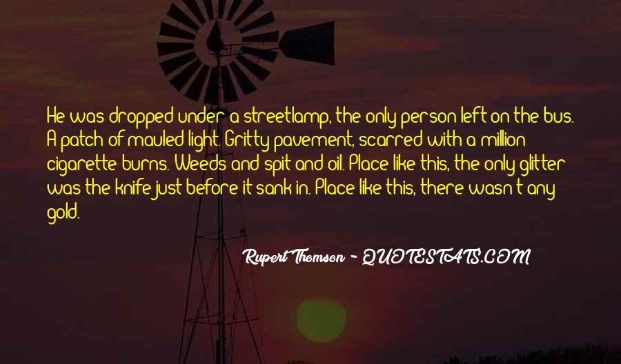 Quotes About Thomson #711511