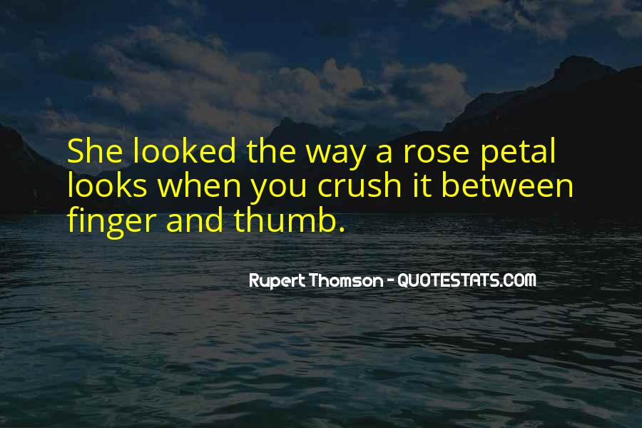 Quotes About Thomson #863253
