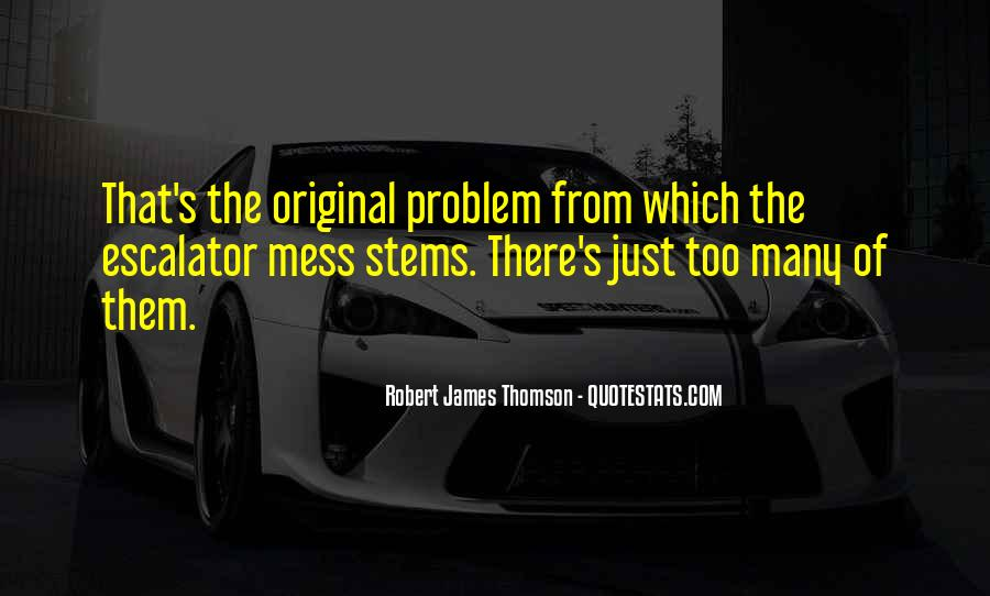 Quotes About Thomson #869187