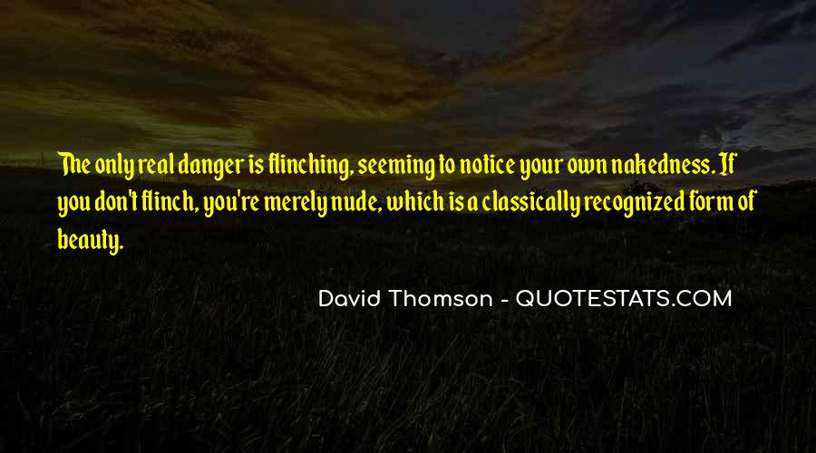 Quotes About Thomson #940219
