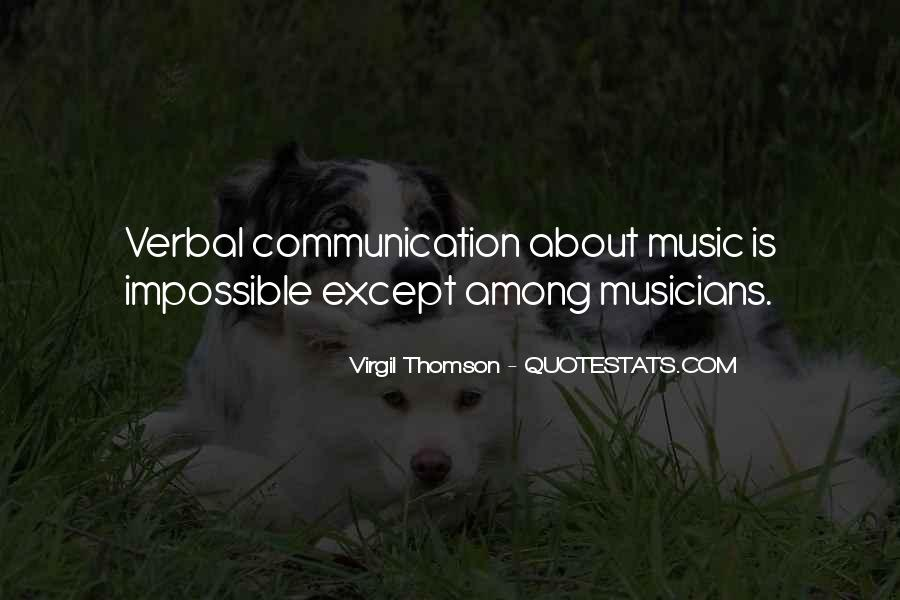 Quotes About Thomson #94366