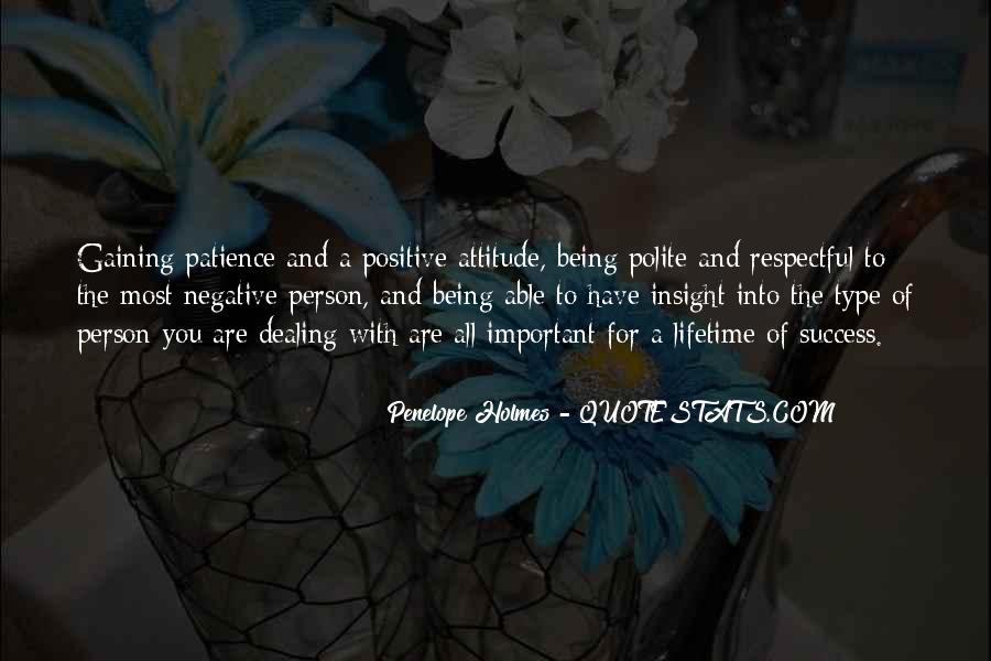 Quotes About Not Being Polite #1021703