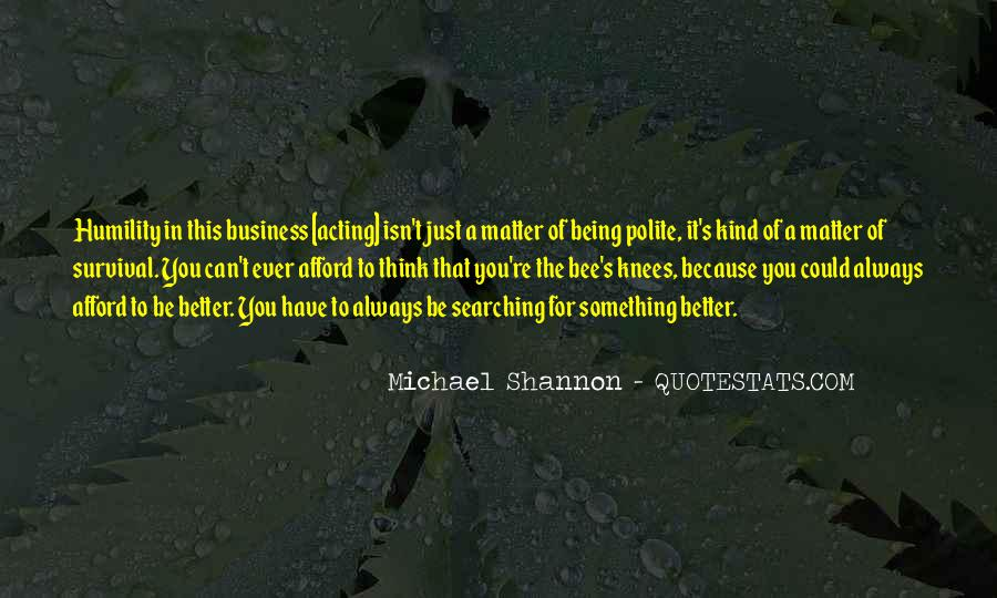 Quotes About Not Being Polite #130642
