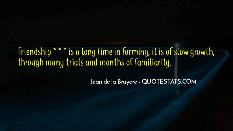 3 Months Friendship Quotes #1608574