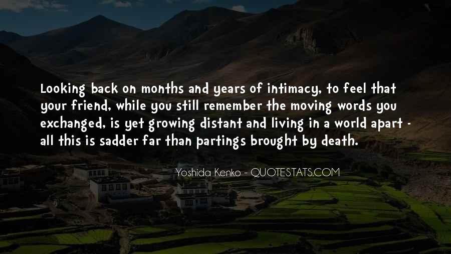 3 Months Friendship Quotes #1741359