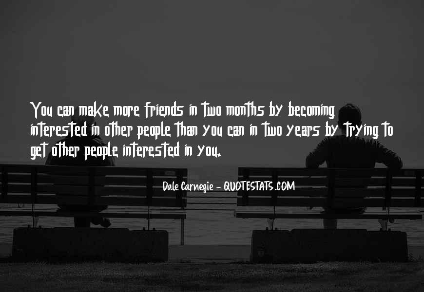 3 Months Friendship Quotes #231203