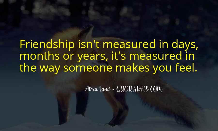 3 Months Friendship Quotes #544376