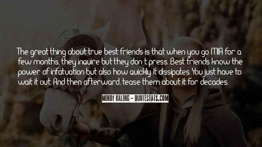 3 Months Friendship Quotes #89891