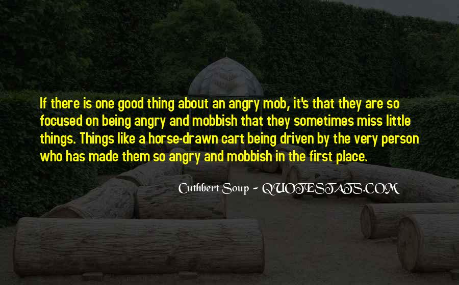 Quotes About Not Being In A Good Place #1070411