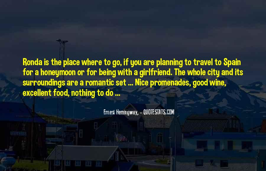 Quotes About Not Being In A Good Place #1473457