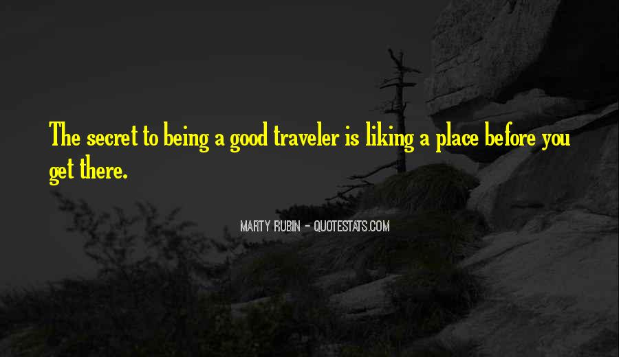 Quotes About Not Being In A Good Place #682443