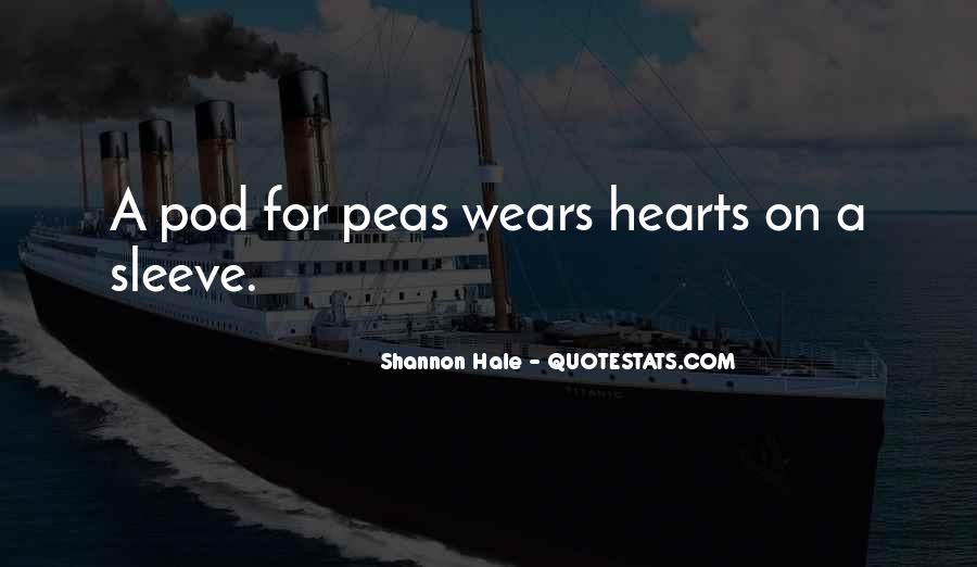 3 Peas In A Pod Quotes #498739
